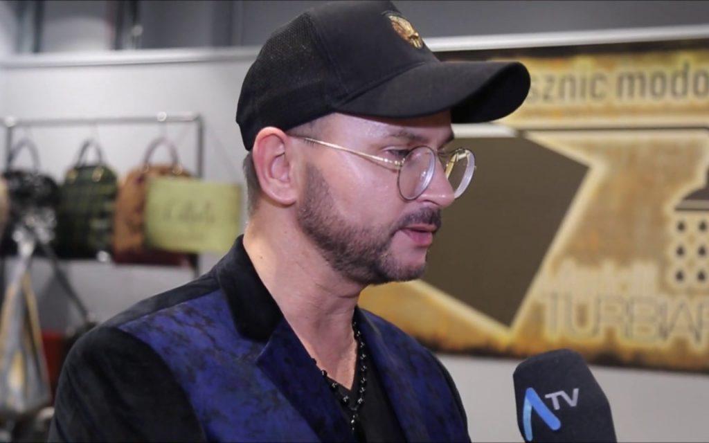 Paweł Węgrzyn about Warsaw Fashion Day 2018